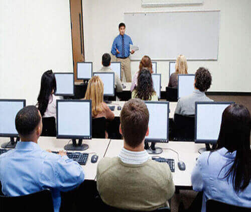 intranet training system